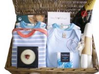 Rock a Bye Boys Luxury Baby Gift Hamper